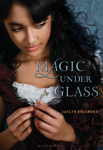 Magic Under Glass Jaclyn Dolamore